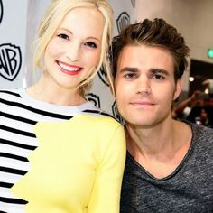 Do you ship Steroline? 💛 #TVD