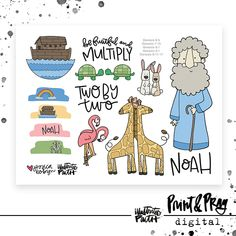 Family Bible Study, Bible For Kids, Bible Bullet Journaling, Bible Drawing, Bible Illustrations, Doodle Lettering, Faith Bible, Sunday School Crafts, Illustrated Faith