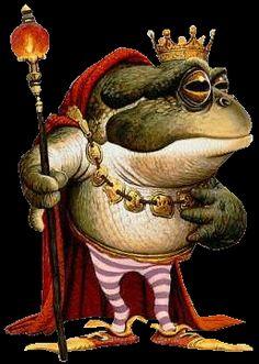 Fabtastic Frog From Oz Storybook Fairy Tale Vintage Illustration Frog Digital Download Art Pinterest Awesome Dr Oz And Frog Illustration