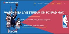 Watch Your Daily NBA Games Live at NBAOnlineStreams