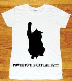 Power to the cat ladies!