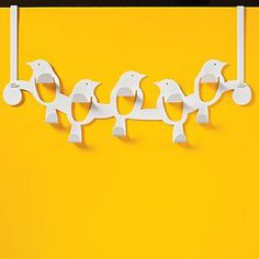 The Container Store > Birdseye Overdoor Rack by Umbra®