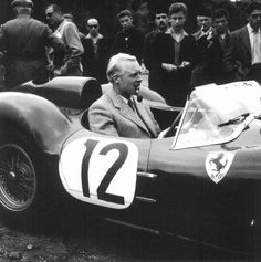 Mike Hawthorn.