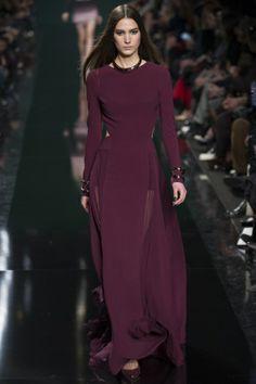 Sfilata Elie Saab Paris - Collezioni Autunno Inverno 2014-15 - Vogue