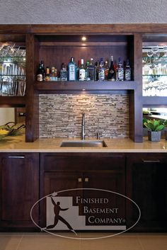Basement Bars Design, Pictures, Remodel, Decor and Ideas - page 24