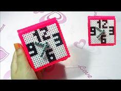 Televisore e Porta TV con Hama Beads /Perler Beads televisión Tutorial ♥ - YouTube