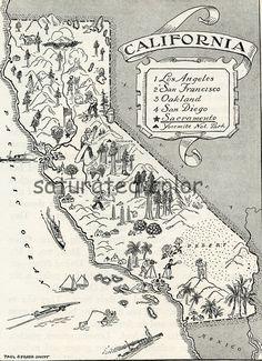 1950s California $15