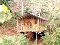 Eco-friendly resort in Costa Rica.