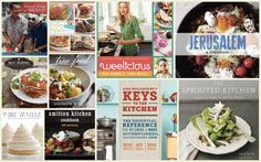 What's Gaby Cooking's Favorite Fall 2012 Cookbooks + a giveaway!!!
