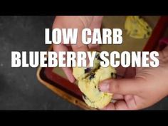 Low Carb Blueberry Scones - Home. Made. Interest.