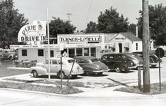 Pixie Drive-In, Mt. Pleasant, Michigan, c. It's still in business. Lake Isabella, Coney Dog, Central Michigan University, Living In Arizona, Forest Hill, Mount Pleasant, Historical Images, Interesting History, Old Pictures