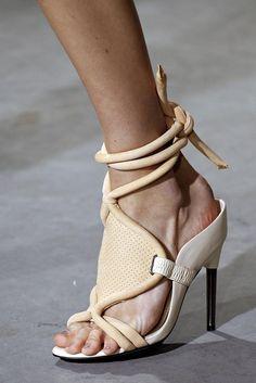 shoes @ 3.1 Phillip Lim Spring 2015