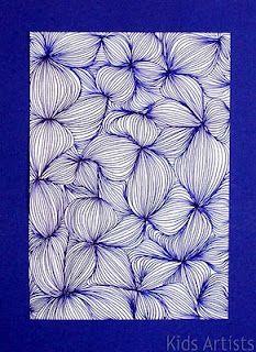 Kids Artists: Op art line design garlic cloves! Artists For Kids, Art For Kids, Op Art Lessons, 7th Grade Art, Background Drawing, Ecole Art, Drawing Projects, Drawing Ideas, School Art Projects