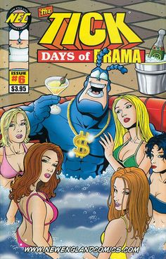 Days of Drama. Or his first rap video. Superhero Characters, Comic Book Characters, Boom Studios, Pulp Fiction Book, Best Cartoons Ever, Manga, Best Comic Books, Title Card, Cosplay