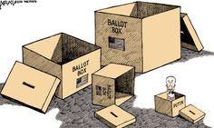Matryoshka Ballot Boxes