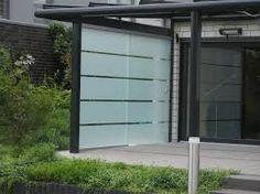 Bildergebnis Für Glaselemente Als Sichtschutz