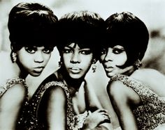 The Supremes  Florence , Mary and Diana