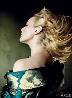 "Kate Winslet's Hair Takes Over ""Vogue"" Cover, Accompanying Editorial, Possibly The World"
