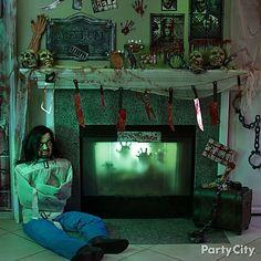 asylum halloween party ideas - Google Search | Halloween ...