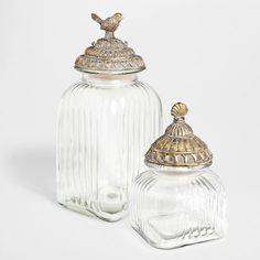 DECORATIVE BIRD JAR - Decoration Accessories - Decoration | Zara Home Poland