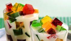 Ingredientes 1 lata de leite condensado 1 caixa de creme de leite sem soro 1/2 envelopede gelatina incolor 4...