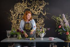 New Wedding Floristry Career Course at the Jay Archer Floral Design Flower School   Flowerona