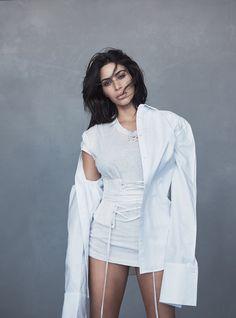 Keeping Up With Kimye — Kim Kardashian West for Vogue Australia June 2016,...