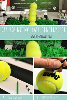 DIY Party Centerpiec