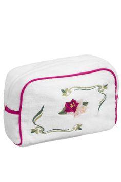 A praktikus és a szép LILY kozmetikai táska nélkülözhetetlen társával válik. 100%-os fésült, 380 g/m² pamutból készítették