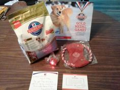Thank you @Klout and @Hill Prusky's Pet Nutrition for the Hill's Science Diet dog food and accessories #klout perk!