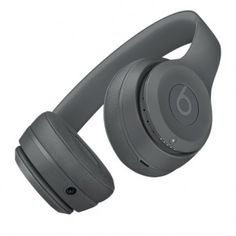 Beats Solo3 Wirereless On-Ear Headphones Neighborhood Collection-Asphalt Grey