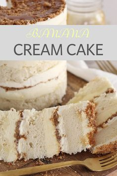 This snickerdoodle layer cake combines my favorite vanilla cake with buttery brown sugar cinnamon sw Banana Recipes, Cake Recipes, Dessert Recipes, Gourmet Cakes, Food Cakes, Cake Fillings, Cake Flavors, Mini Cakes, Cupcake Cakes