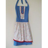 An Absolute Feast of 200+ Free Apron Patterns - So Sew Easy
