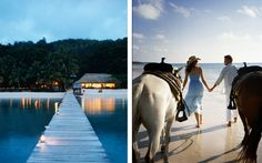 Photography Inspiration: Check out the hottest honey moon locations this wedding season! photography by Mikkel Vang