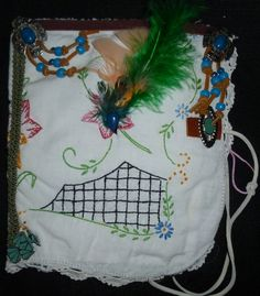 Sewing Needle Pin Book - This is the outside cover