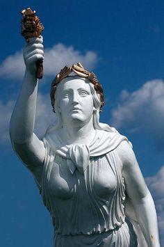 Figurehead of the Frigate Zealand by Lars Fabricius.