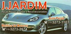 J.JARDIM Peças novas, Usadas e Recondicionadas