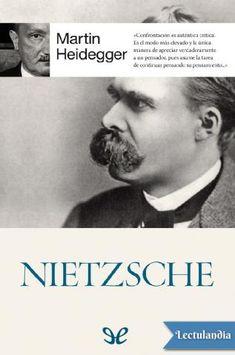 Este libro no es un estudio académico sobre Nietzsche, sino una interpretación basada en la confrontación con su pensamiento, entendida por Heidegger como «la única manera de apreciar verdaderamente a un pensador pues asume la tarea de continuar pe...