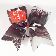 The Walking Dead S1 Cheer Bow 3 Inch Texas Sized Cheer