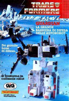 Guardian|Transformers GiG
