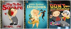Marvel at Our Favorite TV Shows and Movies As Children's Books