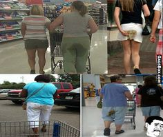Screw that don't trust the people who let you walk around Wal-Mart like this!