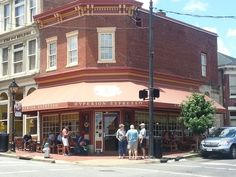 Downtown Fredericksburg Virginia... awesome location