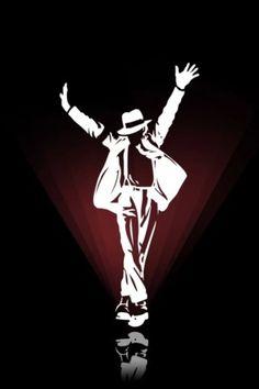 Michael Jackson Dancing Art iPhone 7 wallpaper iPhone