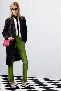 Sfilata Bally Milano - Collezioni Autunno Inverno 2016-17 - Vogue