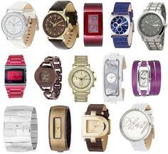 Comprar relógio é um investimo, uns podem ser considerados uma jóia, outros tem vida curta e poucas horas úteis. Mas falando no sentido custo x benefício a DKNY faz os relógios mais bonitos e os preços não são tão exorbitantes. Saracoteando pelo shopping hoje vi uns LINDOS vendendo na Vivara. Mas o que eu achei …
