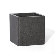 iQbana Square Grey Garden Planter | Internet Gardener
