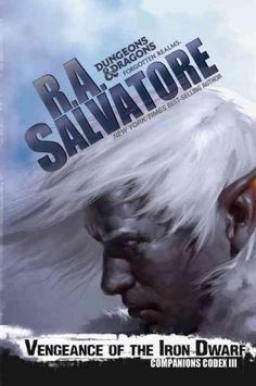 Bloody war rages across the Forgotten Realms world in the third book of the Companions Codex, the latest series in R.A. Salvatore's New York Times best-selling saga of dark elf Drizzt Do'Urden. In the