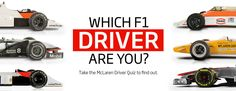 Take the McLaren Driver Quiz to find out which driver you are. Mclaren Formula 1, Alain Prost, Red Bull Racing, F1 Drivers, Texaco, Formula One, Quizzes, Trip Advisor, How To Find Out