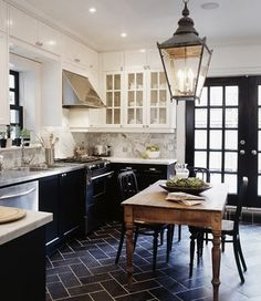Two Tone Kitchen Cabinet Ideas | Two Tone Kitchen Cabinet detail and pictures | Small Kitchen Design ...